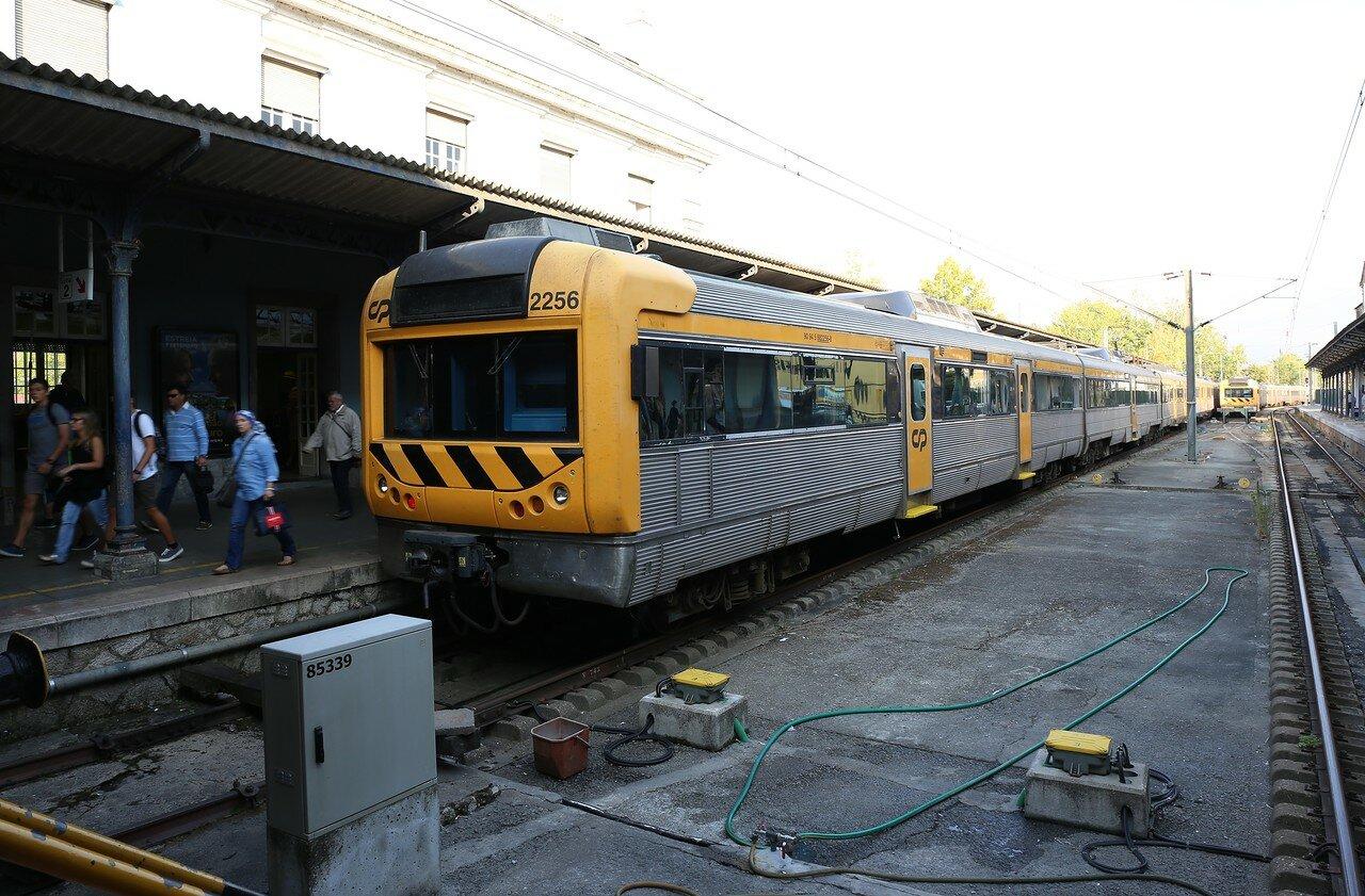 Железнодорожный вокзал Коимбра А