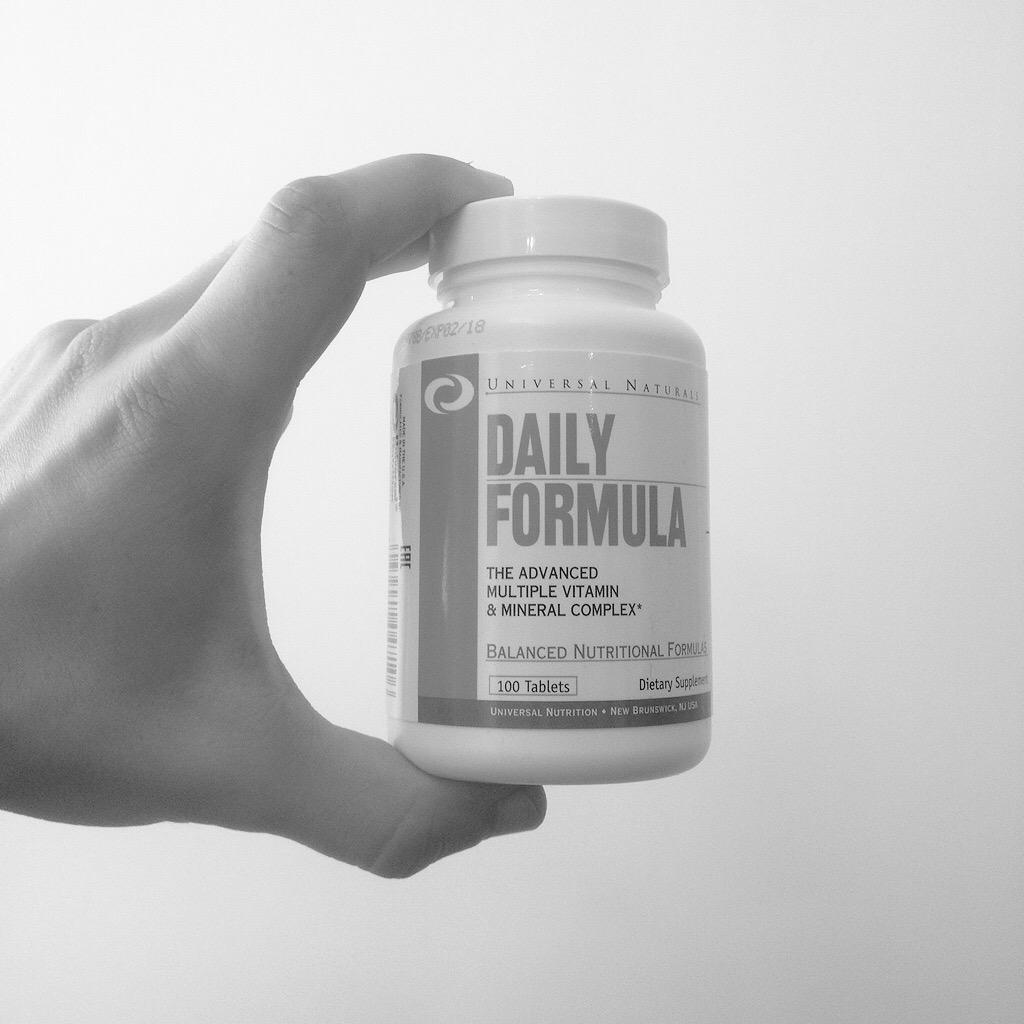«Daily formula» от фирмы Universal (США)