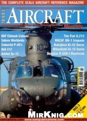 Журнал Model Aircraft Monthly 2003-02