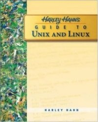 Книга Harley Hahn's Guide to Unix and Linux