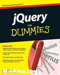 Книга jQuery For Dummies