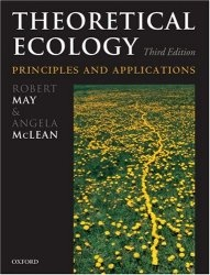 Книга Theoretical Ecology: Principles and Applications