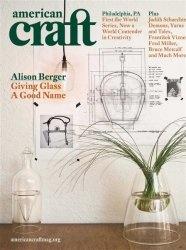 Журнал American Craft №2-3 2009