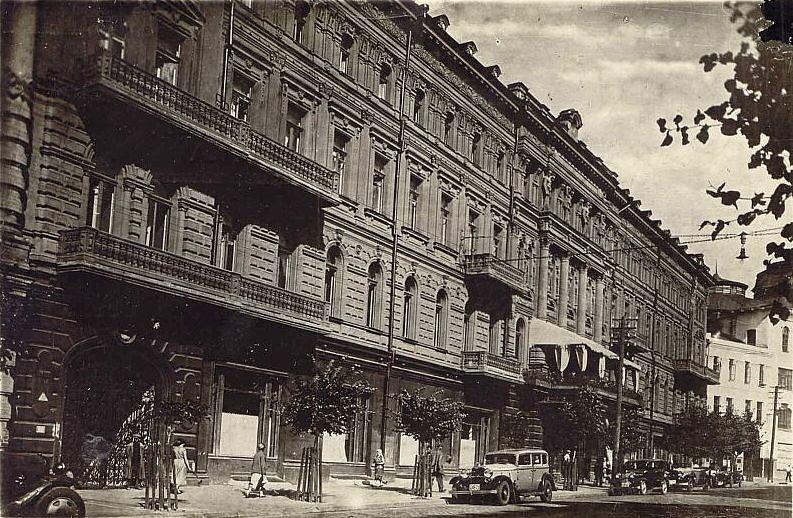 Отель «Континенталь»