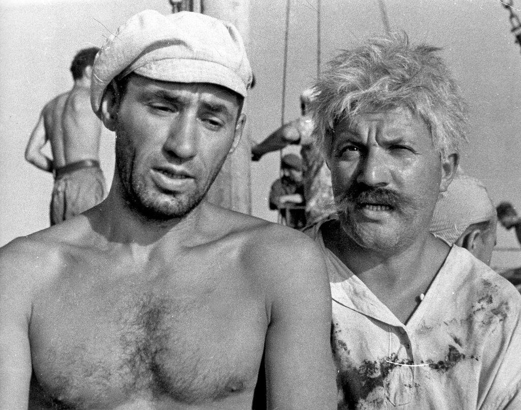 """""""Белое солнце пустыни"""", 1969 го. Режиссер В.Мотыль"""