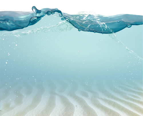 Клипарт PNG - Вода