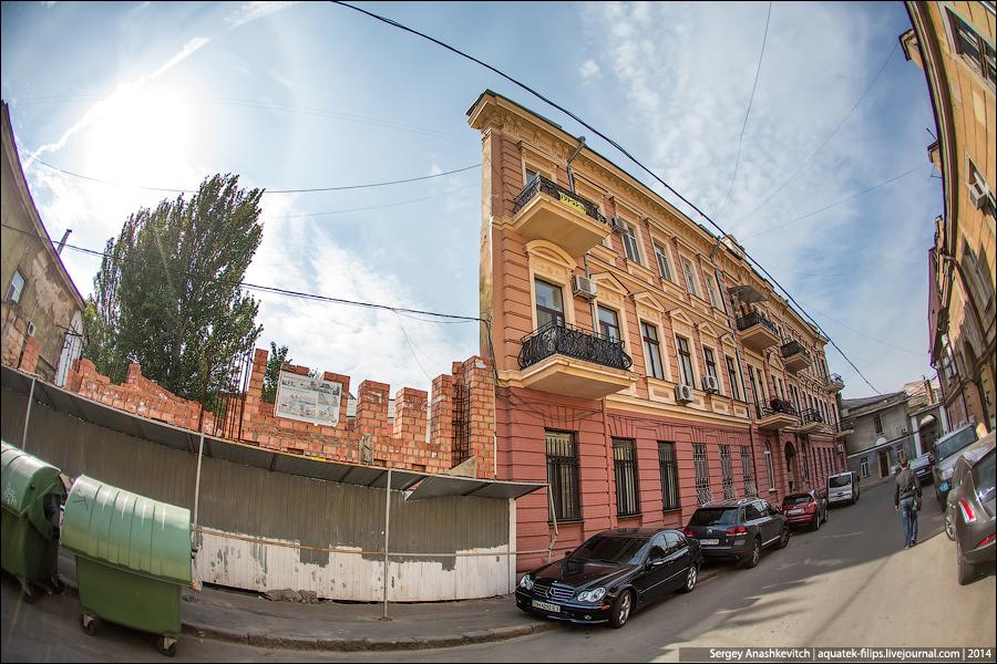 Однажды в Одессе