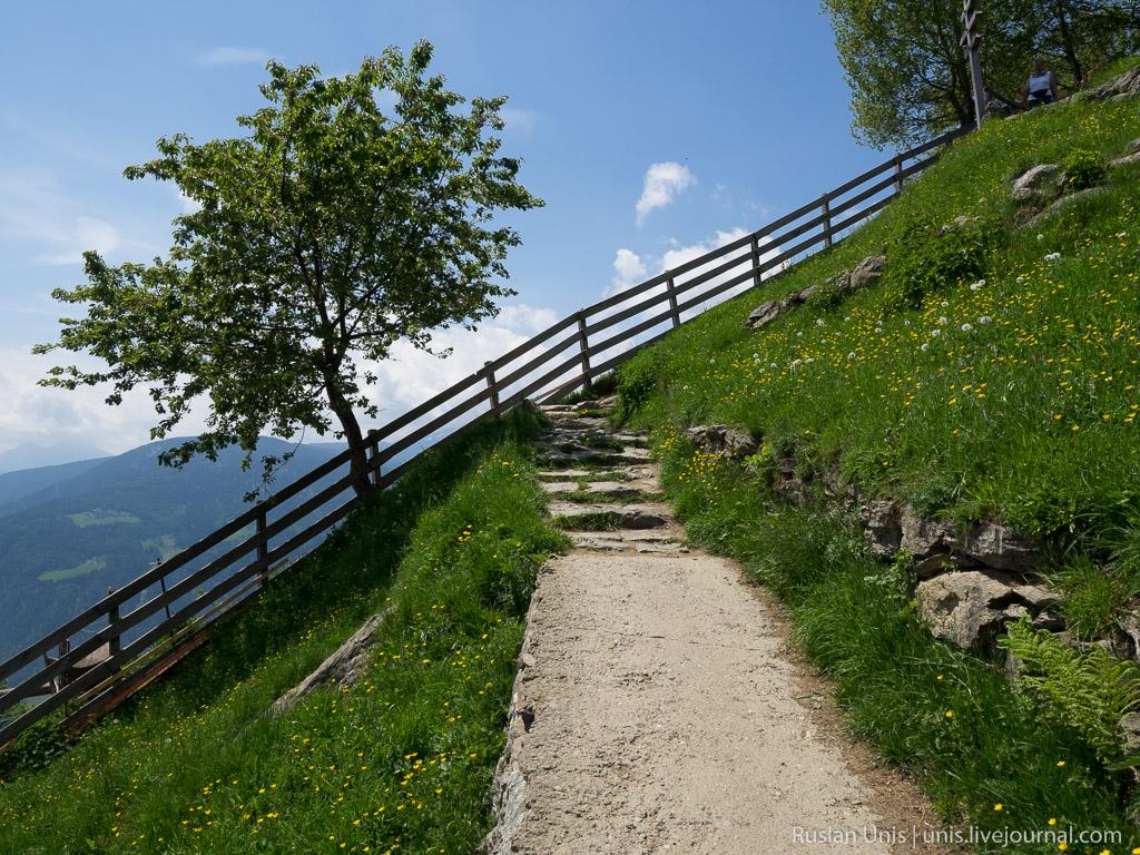Канатная дорога Seilbahn Hochmuth