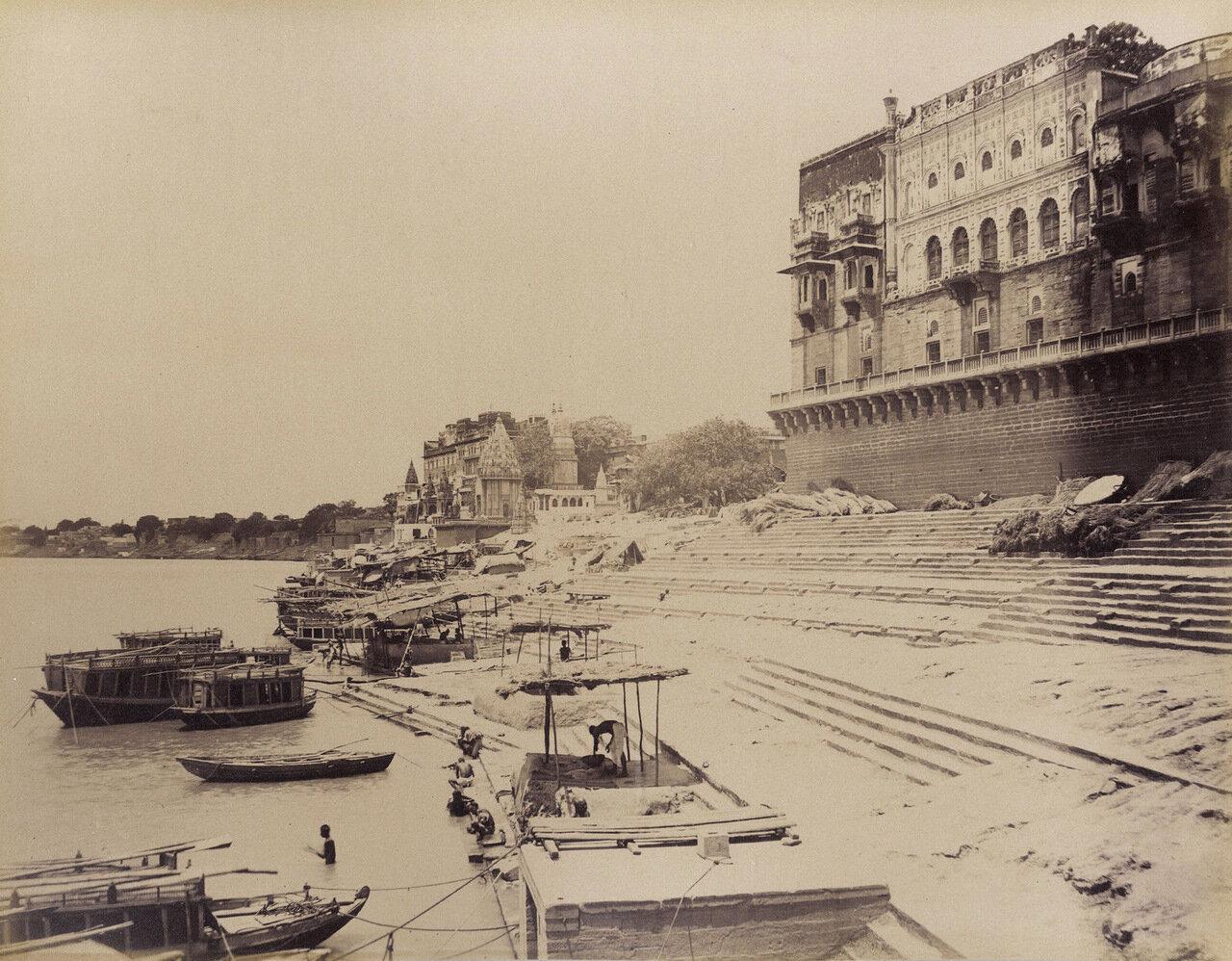 Варанаси. 1880