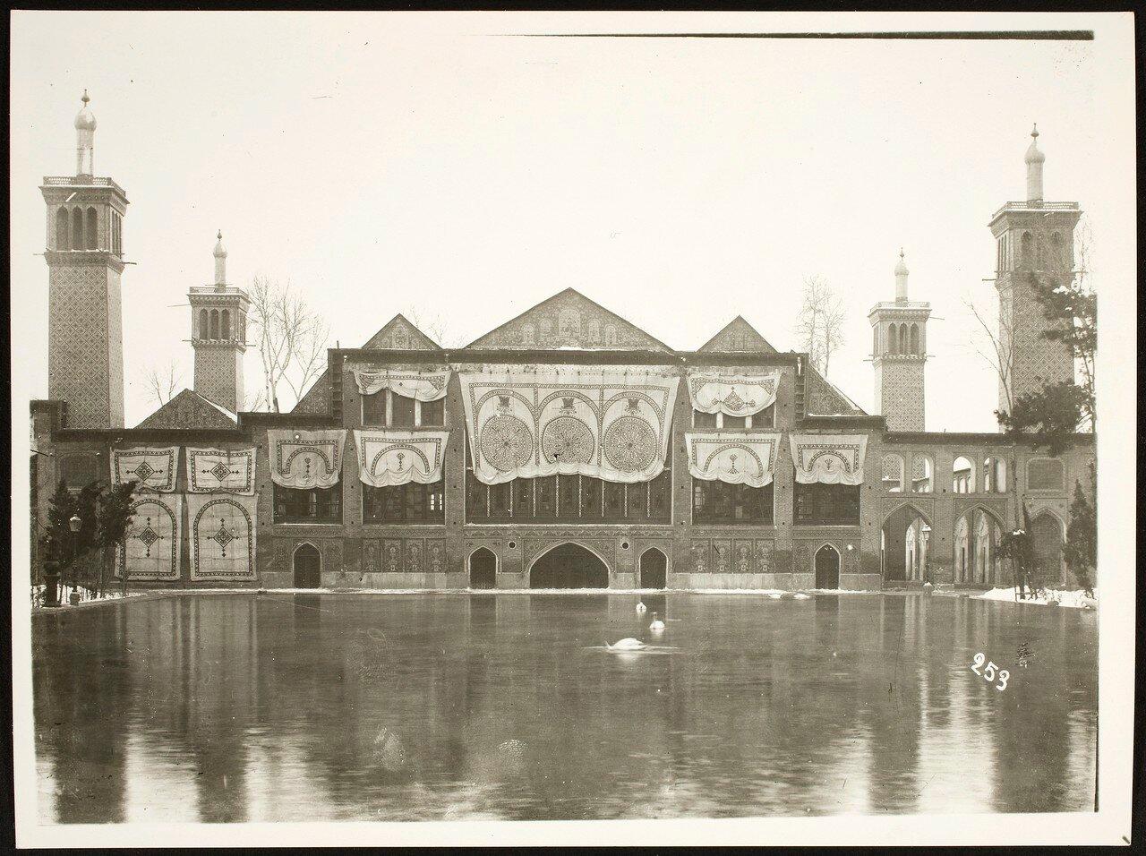 Тегеран. Дворцовый комплекс Гулистан