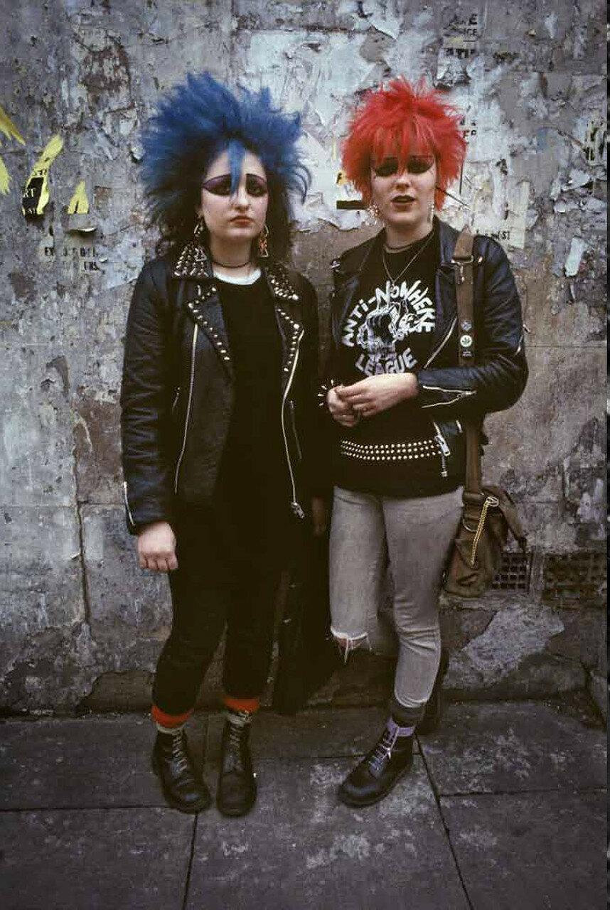 1982. Сохо