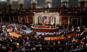В США демократы вновь заблокировали резолюцию по Ирану