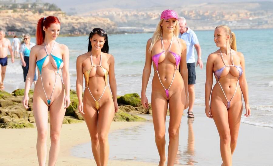 Фото женщин мини бикини 21 фотография