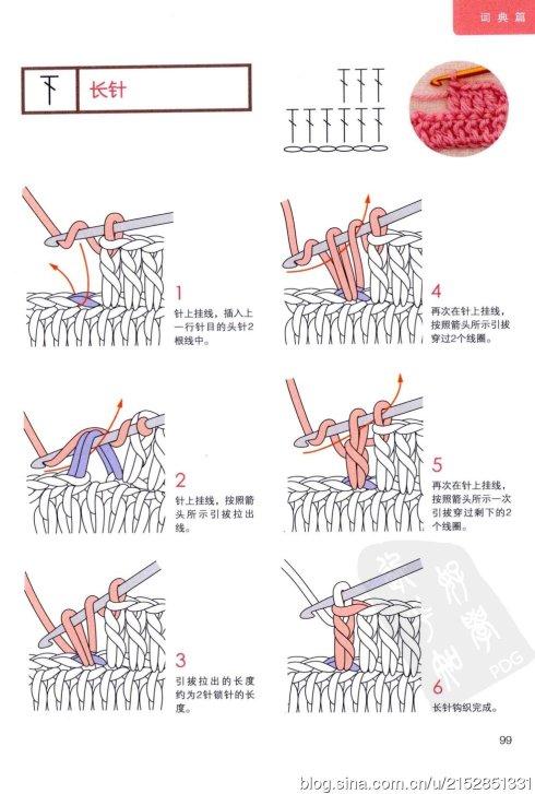 Как вязать крючком по схемам (3)