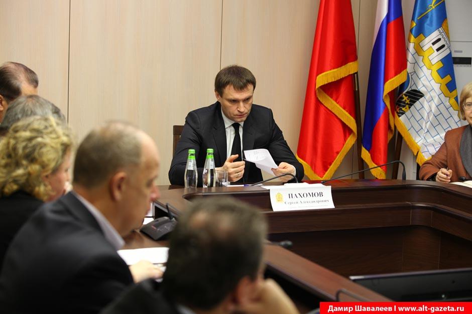 Сергиево-Посадский район в лидерах по инвестициям