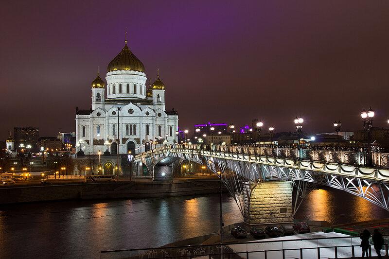 Ночь, Москва-04