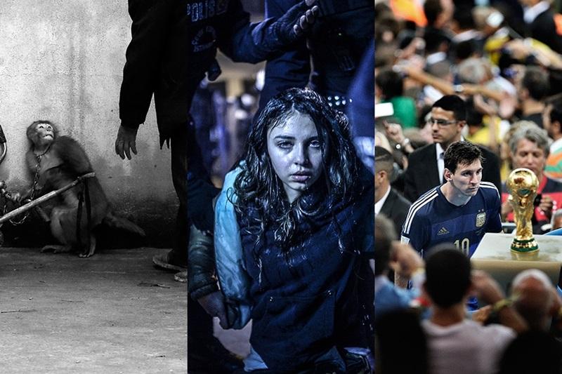Самые яркие фотографии 2014 года по версии World Press Photo