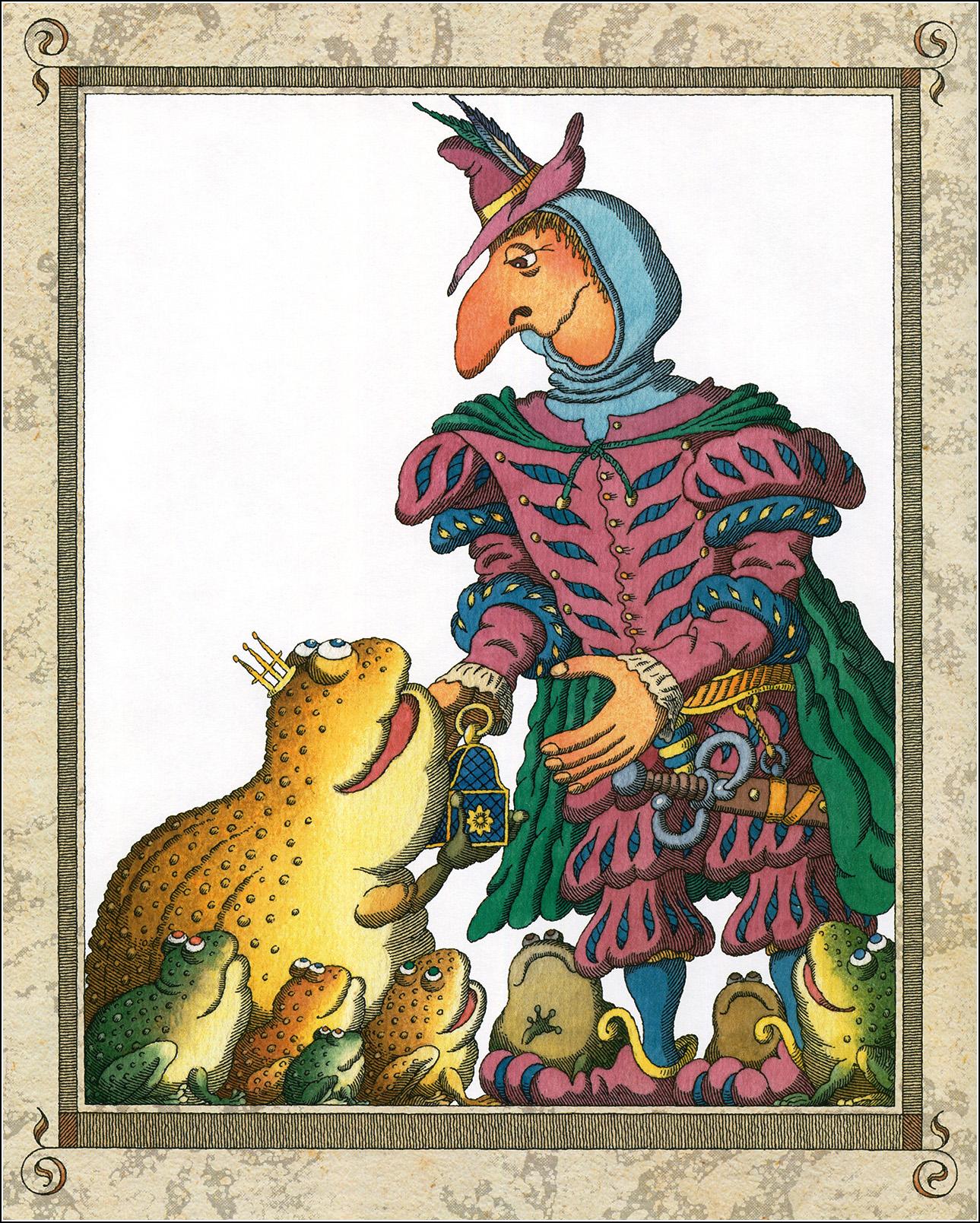 Евгений Соколов, Волшебные сказки Германии