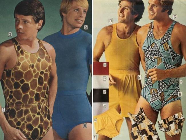 Мужская мода 70-х, которую невозможно забыть