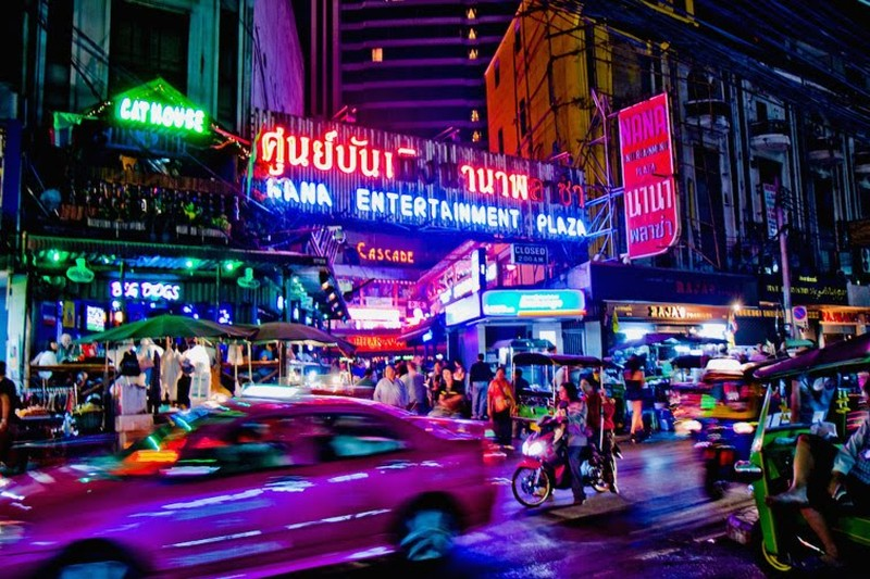 6. Nana Entertainment Plaza. Бангкок, Таиланд