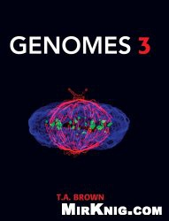 Книга Genomes 3 by T.A. Brown