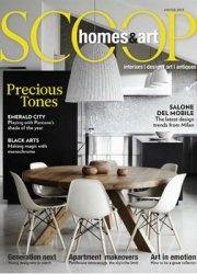 Журнал Scoop Homes & Art - Winter 2013