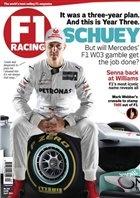 Журнал F1 Racing №4 (апрель), 2012 / UK