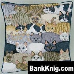 Журнал JCA  Kitty Kitty Pillow jpeg 8,88Мб
