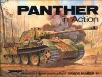Книга Armor Number 11: Panther in Action.