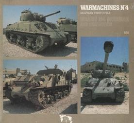 Книга Warmachines - 04 - Israeli Sherman