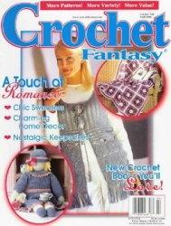 Журнал Crochet Fantasy №139 2000