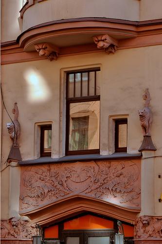Кошачий Санкт-Петербург