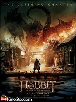 Der Hobbit - Die Schlacht der Fünf Heere (2014)