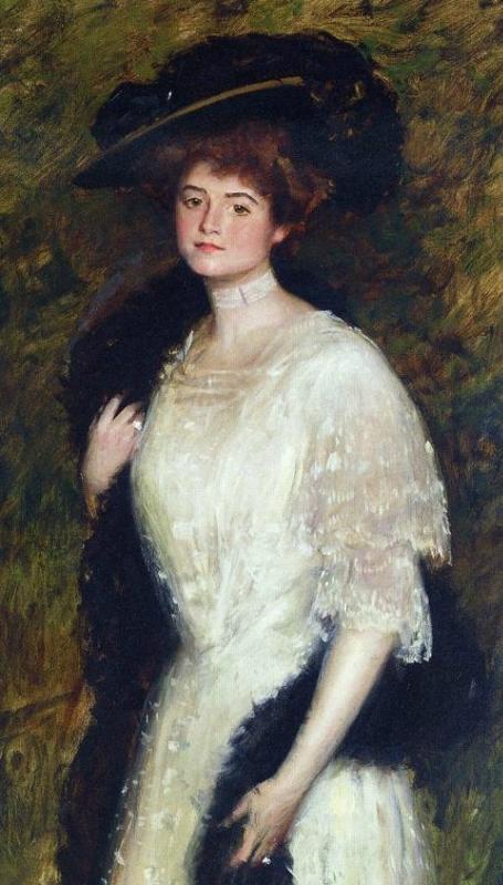 William Merritt Chase (1849-1916) Mrs Helen Dixon 1905 (2).jpg