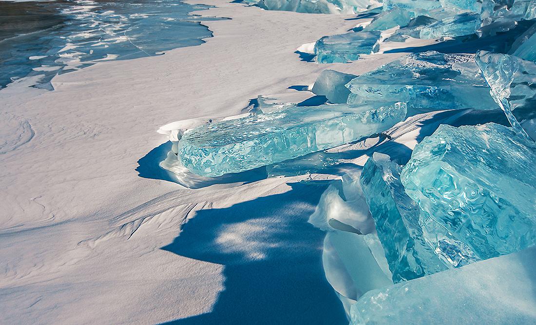 Изумительный лёд