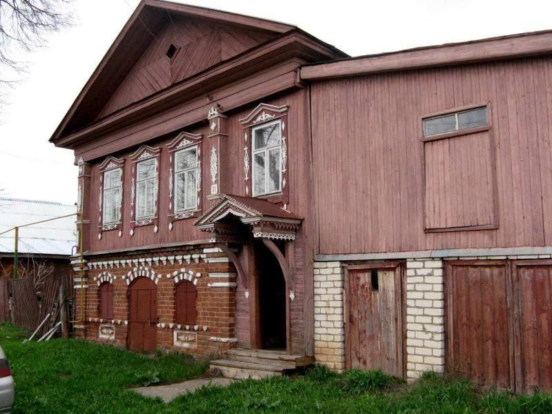 Продается дом из кирпича село отары воротынский район - 24 сотки фото