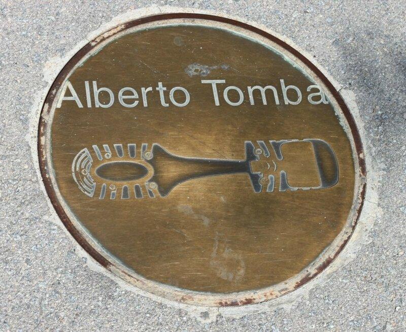 Барселона - Альберто Томба (Barcelona - Alberto Tomba)