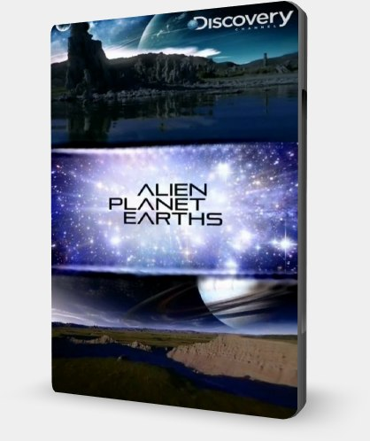 Двойники Земли / Alien planet Earths (2014) HDTVRip 720p