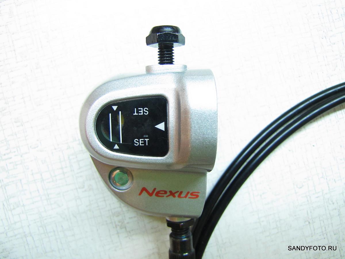 Обзор планетарной втулки Shimano Nexus Inter 3 (SG-3C41)