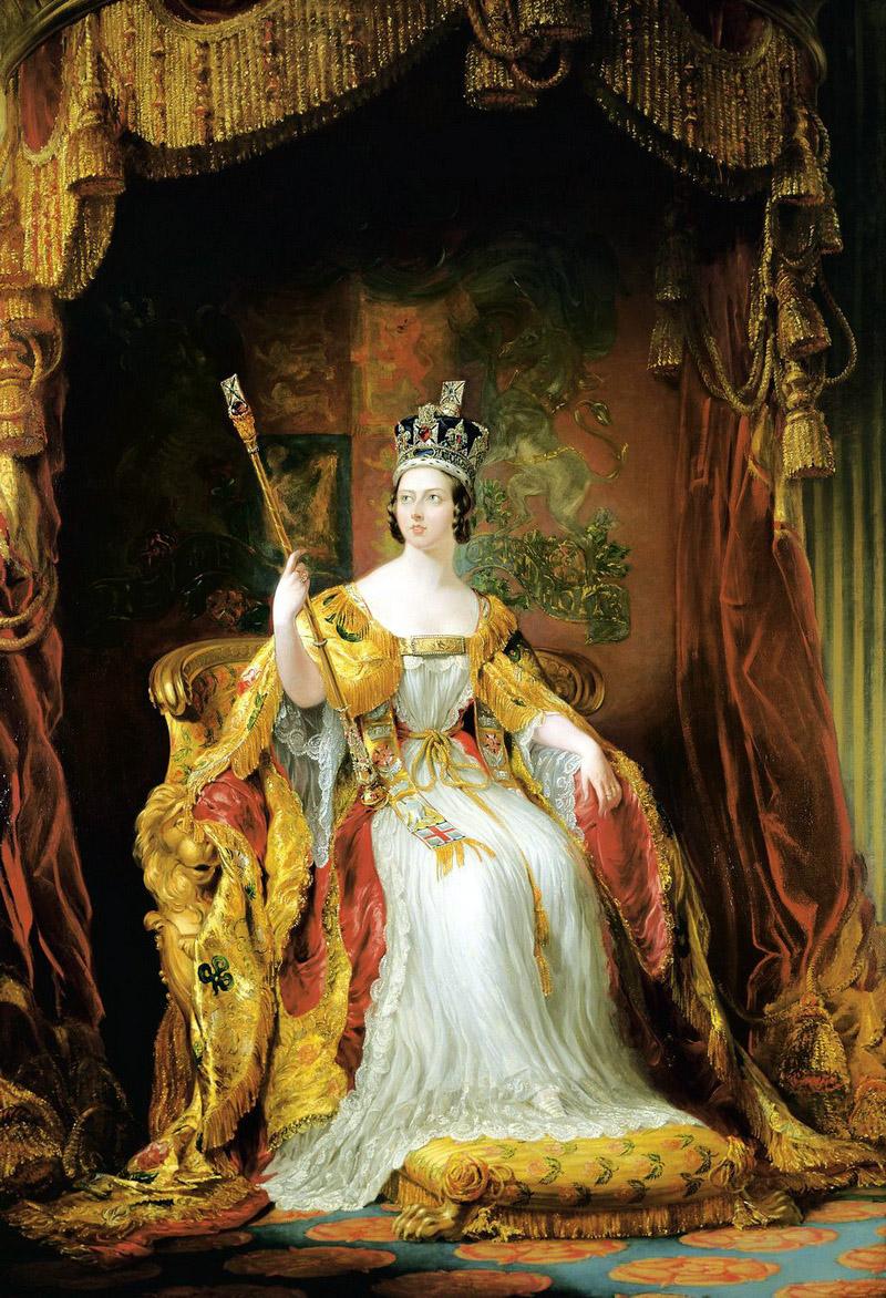 dronning victoria wikipedia