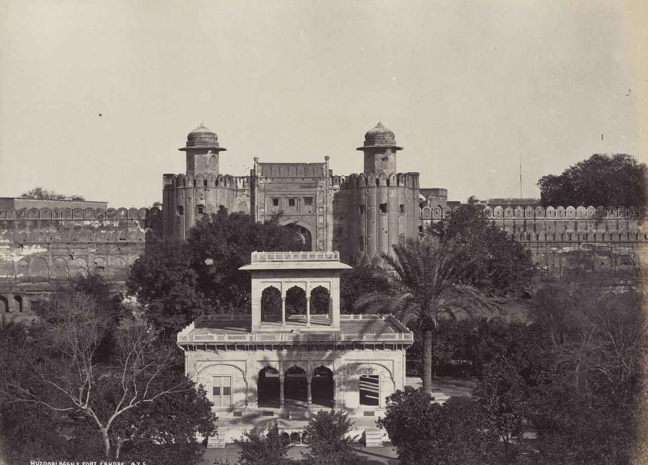 Лахор. 1880