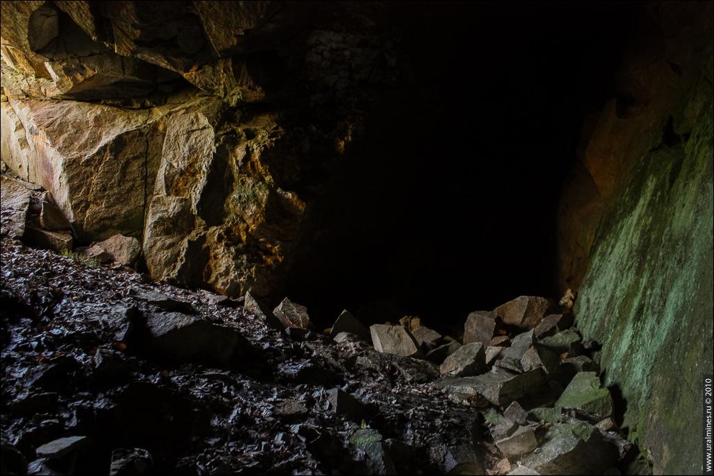 Ушаковский карьер Березовский рудник