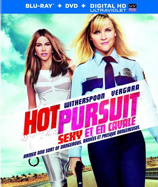 �������� � ����� / Hot Pursuit (2015/BDRip/HDRip)