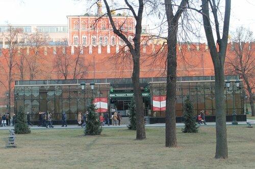 Кассы Кремля в Александровском