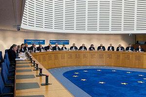 Страсбургский суд осудил Молдову за уклонение от решения суда