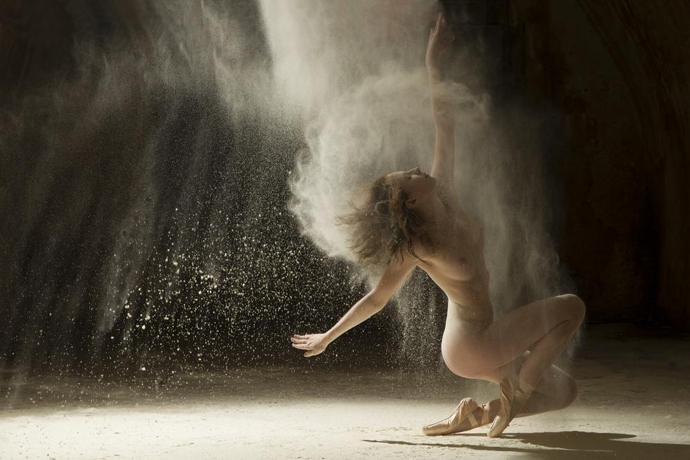 Фотопроект Людовика Флорана «Звёздная пыль»