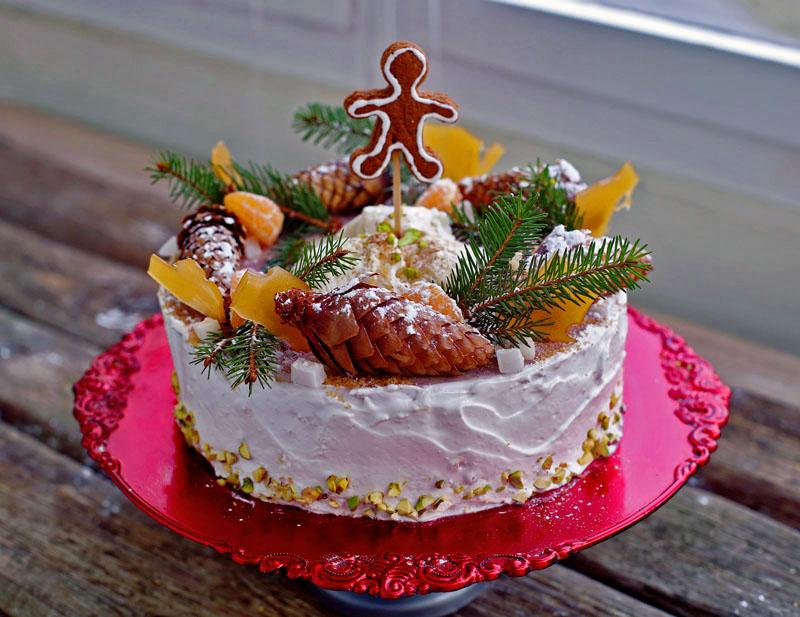 Сметанник - пошаговый рецепт вкусного торта с фото #1.