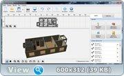 Дизайн интерьера 3D 1.31 (2014) РС | RePack