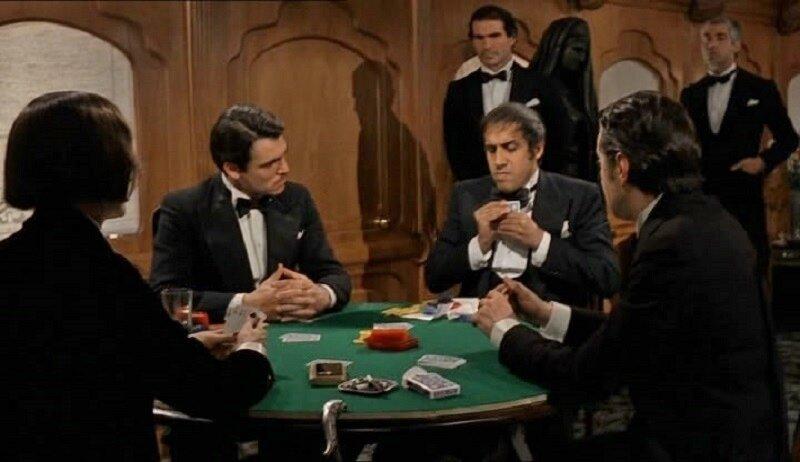 Художественный фильм игра в казино игровые автоматы 20$бонус