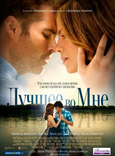 Лучшее во мне / The Best of Me (2014) BDRip 1080p/720p + HDRip